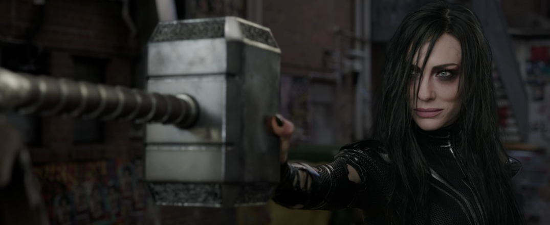 Thor Ragnarok Movie Trailer Screencaps Screenshots Cate Blanchett Hela