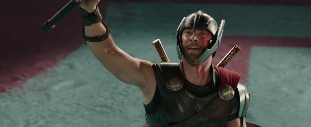 Thor Ragnarok Movie Trailer Screencaps Screenshots Chris Hemsworth