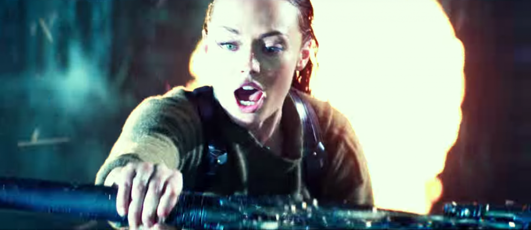 Transformers The Last Knight Movie Images Stills Trailer Screencaps Screetshots Laura Haddock