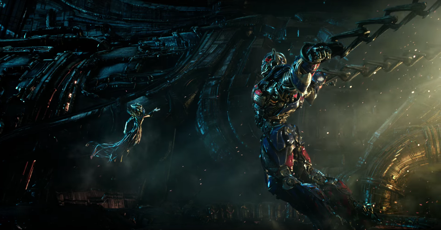 New Trailer for 'Transformers: The Last Knight' Starring ...