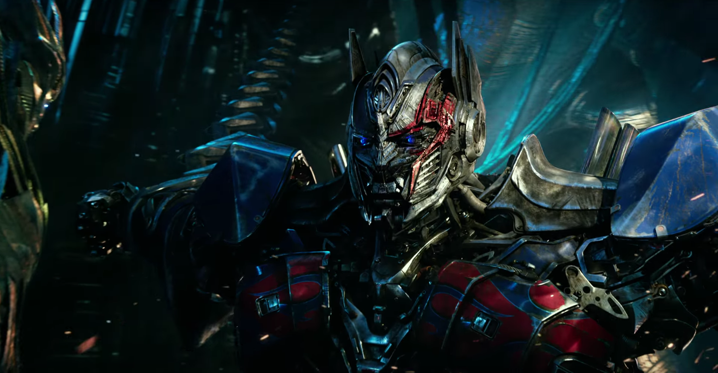 new trailer for �transformers the last knight� starring
