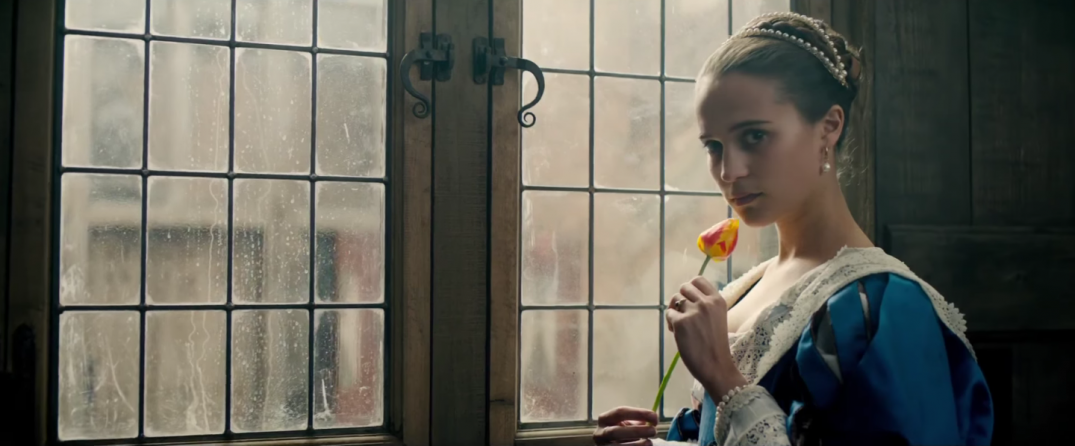 Tulip Fever Movie Trailer Images Stills Screenshots Screencaps Alicia Vikander