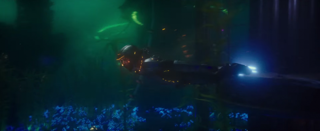 Valerian and the City of a Thousand Planets Movie Trailer Images Screencaps Screenshots Cara Delevigne Dane DeHaan