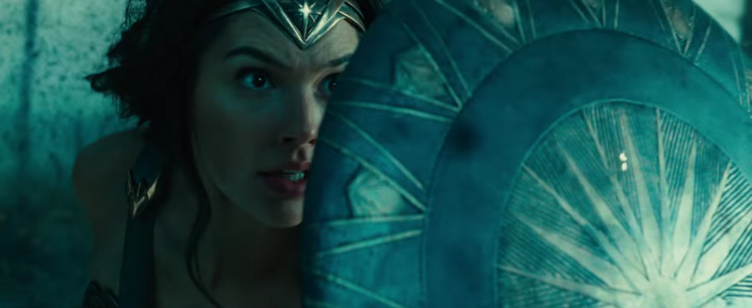Wonder Woman Movie Gal Gadot Chris Pine Images Screencaps Screenshots