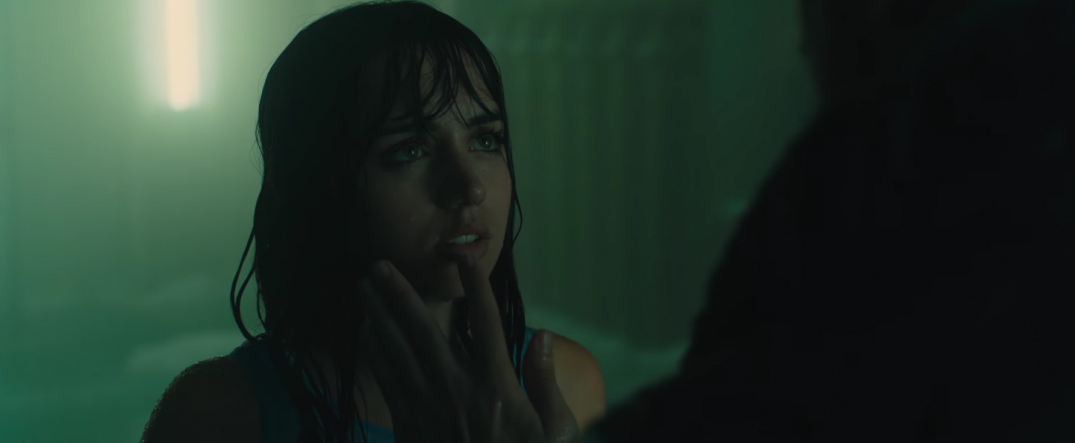 Blade Runner 2049 Trailer HD Hi Res Screencaps Screenshots Images Stills Ana de Armas Joi Ryan Gosling Officer K
