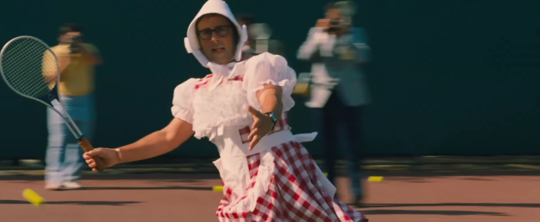 Battle of the Sexes Movie Trailer Images Pics Stills Screencaps Screenshots Steve Carell Bobby Riggs