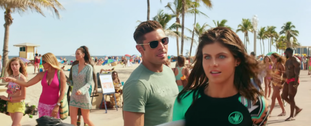 Baywatch Movie Images Trailer Screencaps Screenshots Alexandra Daddario Zac Efron