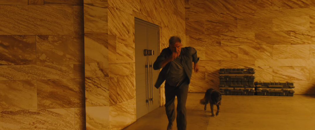 Blade Runner 2049 Trailer HD Hi Res Screencaps Screenshots Images Stills Harrison Ford Rick Deckard