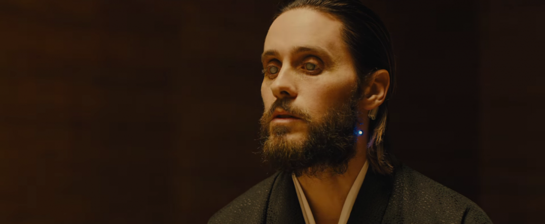 Blade Runner 2049 Trailer HD Hi Res Screencaps Screenshots Images Stills Jared Leto