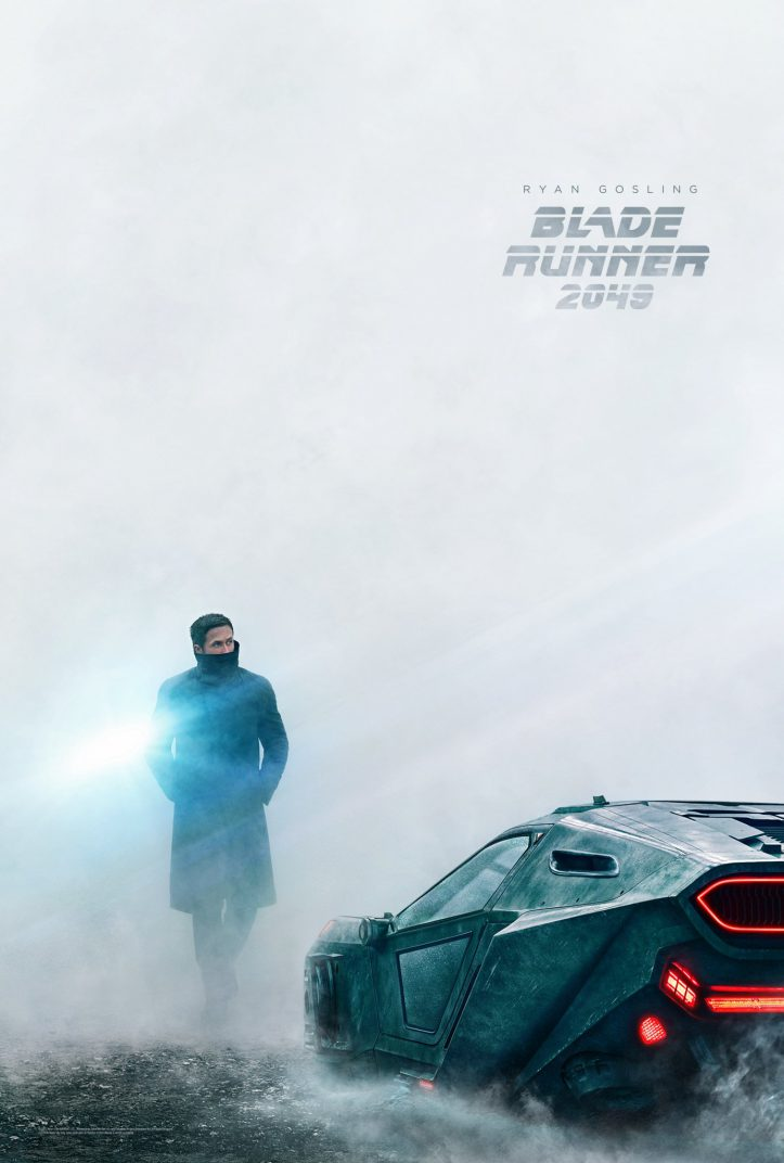 Blade Runner 2049 Movie Poster Image Denis Villeneuve Ryan Gosling