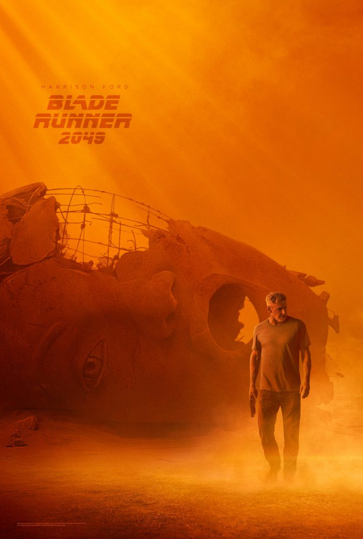 Blade Runner 2049 Movie Poster Image Denis Villeneuve