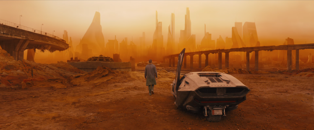 Blade Runner 2049 Trailer HD Hi Res Screencaps Screenshots Images Stills