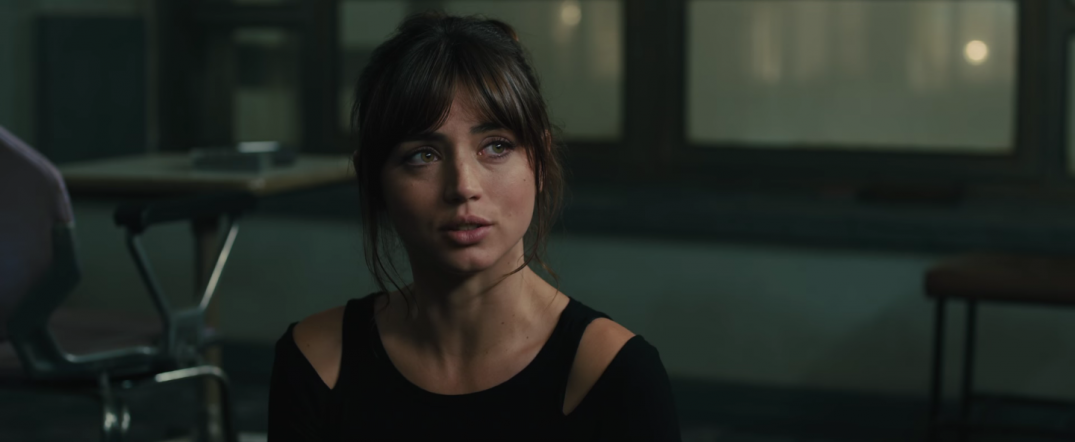 Blade Runner 2049 Trailer HD Hi Res Screencaps Screenshots Images Stills Ana de Armas Joi