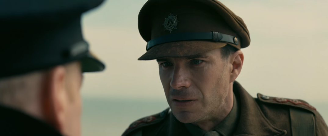 Dunkirk Movie Trailer Stills Images Screencaps Christopher Nolan James D'Arcy