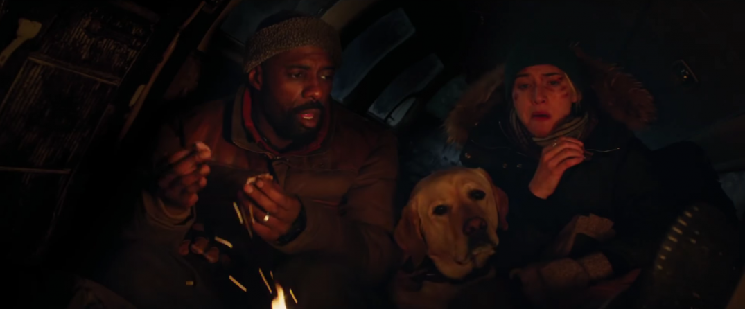 The Mountain Between Us Movie Images Pics Stills Screencaps Screenshots Idris Elba Kate Winslet