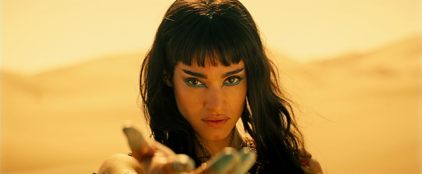 new behindthescenes featurette for �the mummy� starring