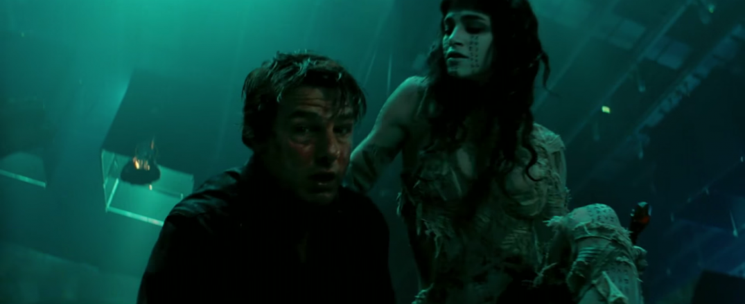 The Mummy Movie Screencaps Screenshots Images Sofia Boutella Tom Cruise