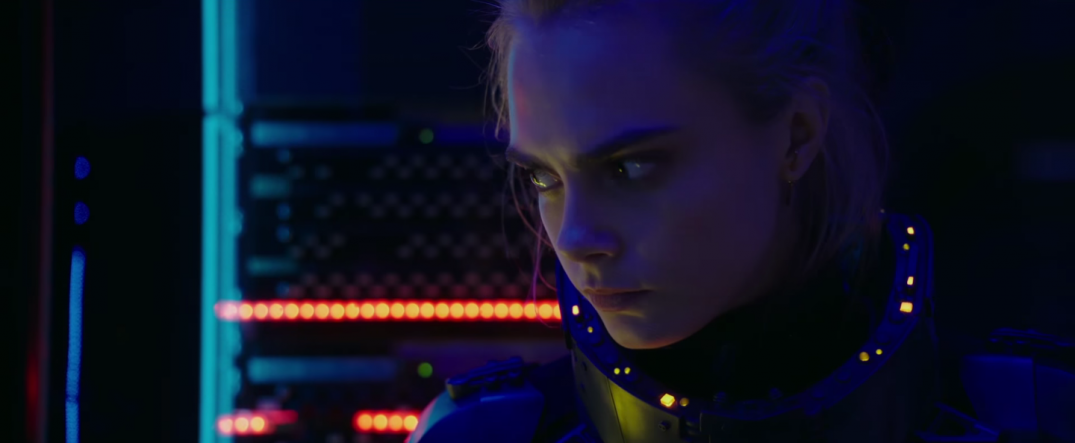 Valerian and the City of a Thousand Planets cara delevingne dane dehaan screencaps screenshots movie stills pics images