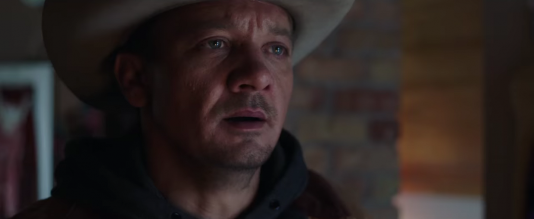 Wind River Movie Trailer Images Stills Pics Screenshots Screencaps Elizabeth Olsen Jeremy Renner