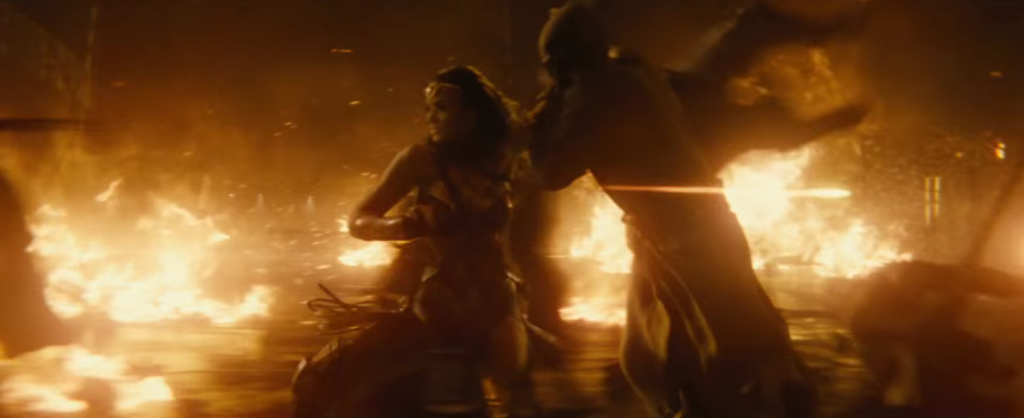 Final Trailer for 'Wonder Woman' Starring Gal Gadot & Chris Pine ... First Man And Woman On Earth