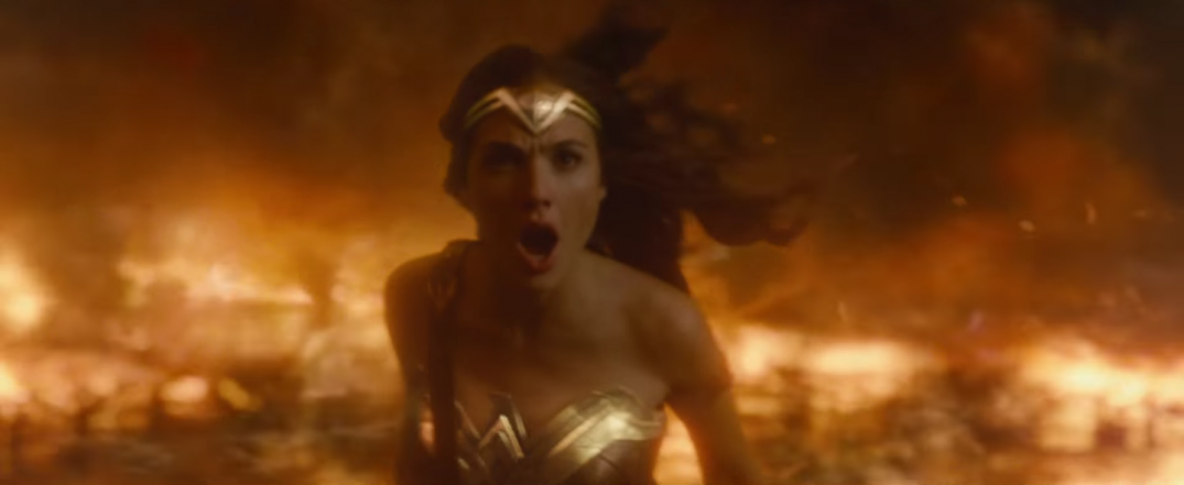 Wonder Woman Movie Trailer Screencaps Screenshots HD Hi Res Stills Images Pics Chris Pine Gal Gadot