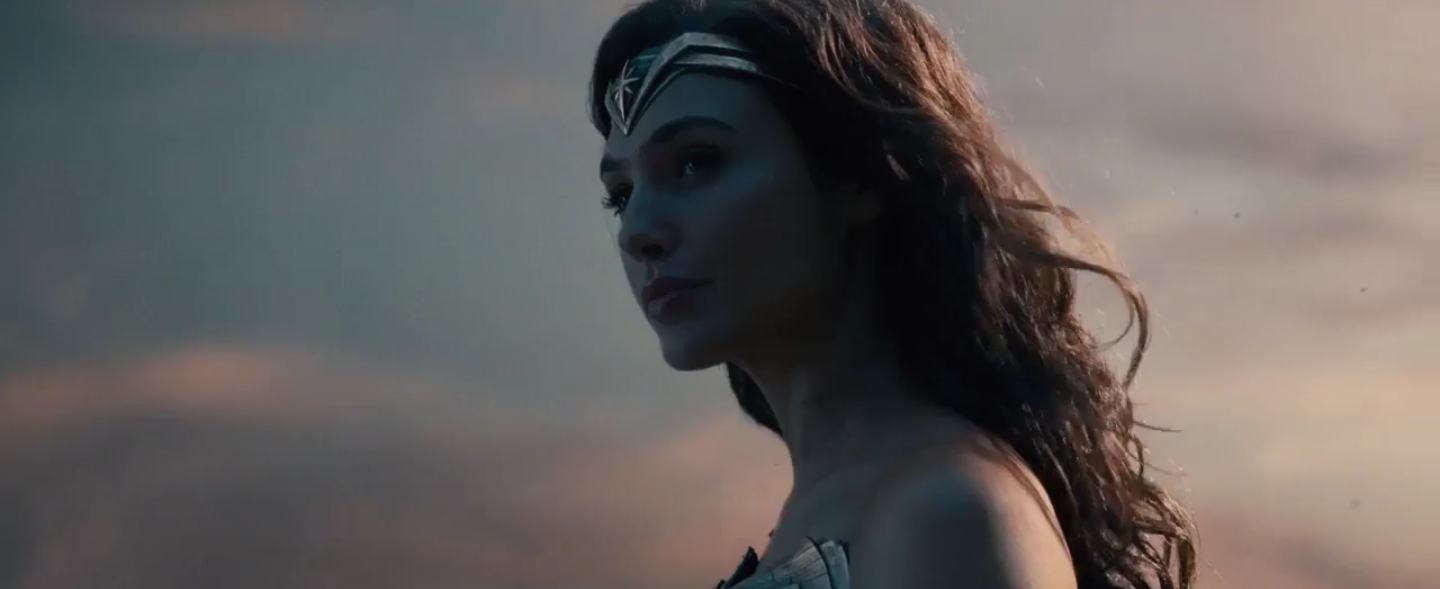 Extended TV Spot for 'Wonder Woman' Starring Gal Gadot & Chris ...