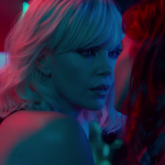 New Clip from 'Atomic Blonde' Starring Charlize Theron & Sofia Boutella
