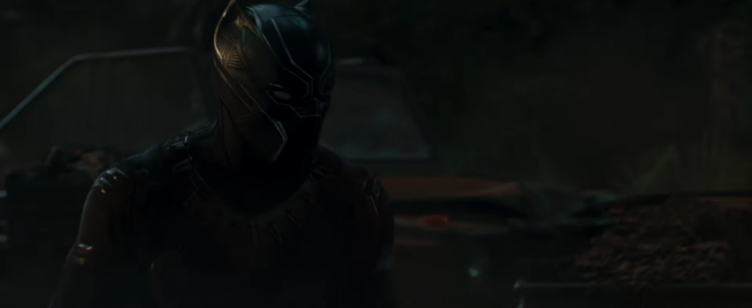 Black Panther Marvel Movie Trailer Images Stills Screencaps Screenshots HD Hi Res Chadwick Boseman