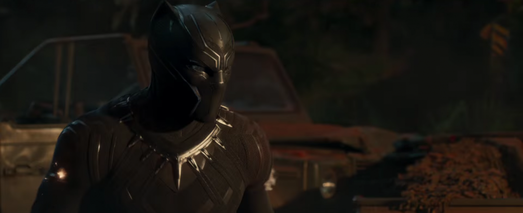 Black Panther Marvel Movie Trailer Images Stills Screencaps Screenshots HD Hi Res Chadwick Boseman T'Challa
