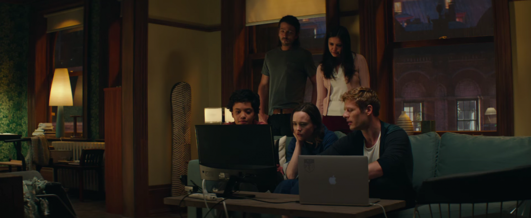 Flatliners Remake Movie Images Pics Stills Screenshots Screengrabs Ellen Page Nina Dobrev Kiersey Clemons James Norton Diego Luna