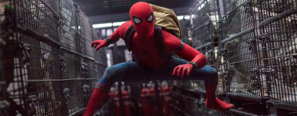 Spider-Man: Homecoming Movie IMages Stills Pics Trailer Screenshots Screencaps Tom Holland