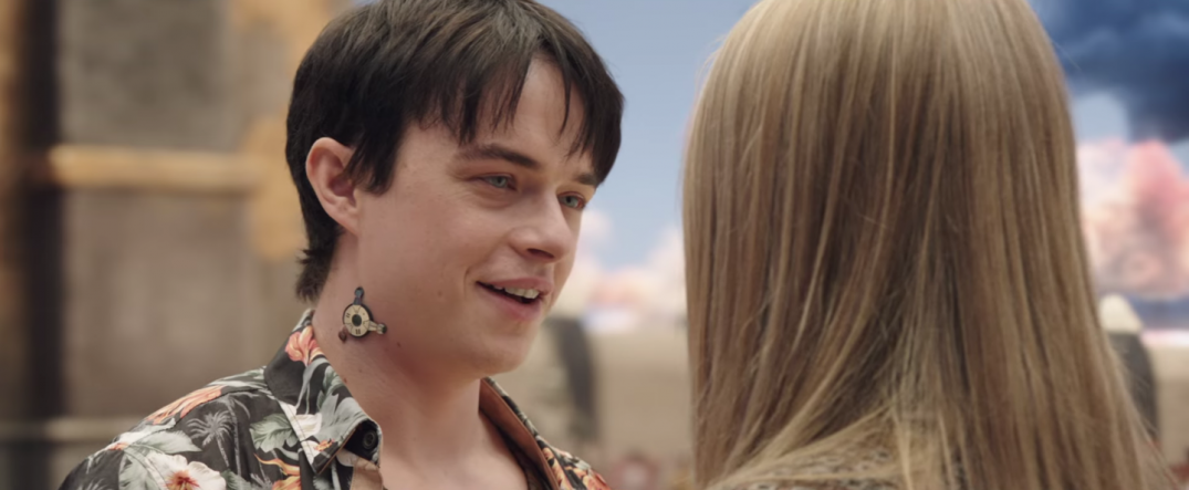 Valerian and the City of a Thousand Planets Movie Images Pics Stills Screenshots Screengrabs cara delevingne dane dehaan