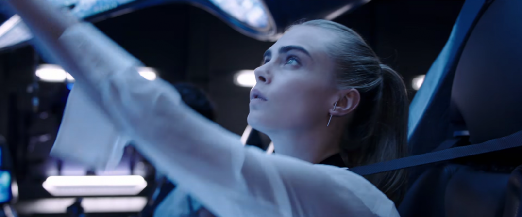 Valerian and the City of a Thousand Planets Movie Images Pics Stills Screenshots Screengrabs cara delevingne