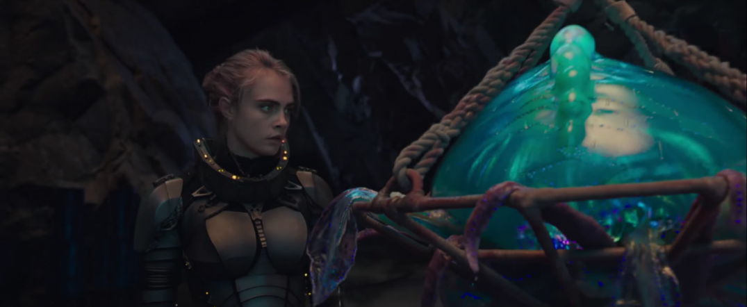 Valerian and the City of a Thousand Planets Movie Images Stills Pics