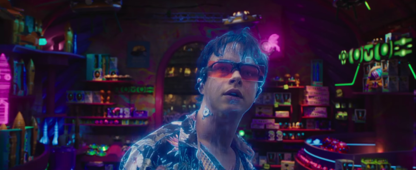 New 'Valerian and the City of a Thousand Planets' TV Spot
