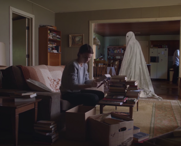 A Ghost Story Movie Screencaps David Lowery Rooney Mara Casey Affleck