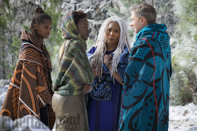 Black Panther Movie Marvel Images Stills Pics Photos