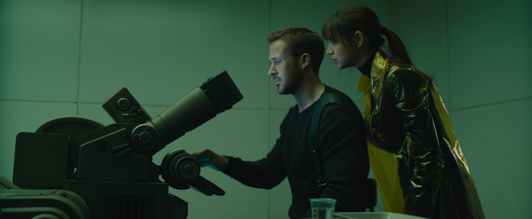 Blade Runner 2049 Movie Trailer Stills Images Pics Photos Screenshots Screencaps Screengrabs Hi Res HD Ryan Gosling