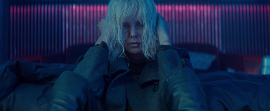 Atomic Blonde Movie Images Charlize Theron Fight Scene