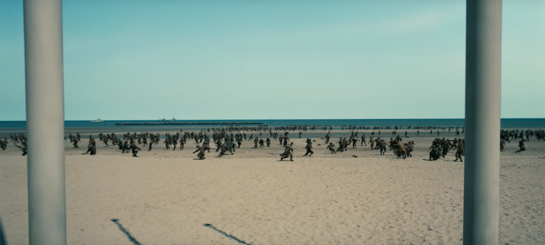 Dunkirk Move Screencaps Screenshots Screengrabs Images Pics Photos Christopher Nolan IMAX