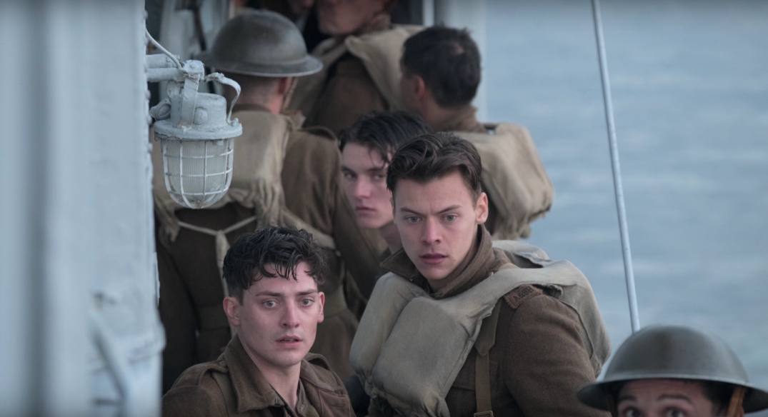 Dunkirk Movie Images Christopher Nolan Cinematography Harry Styles