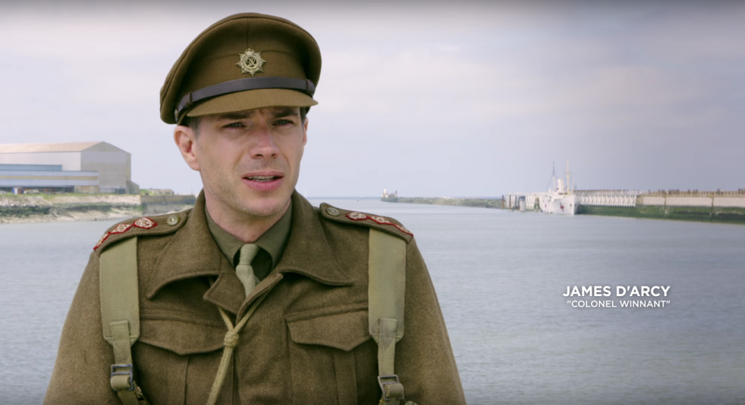 Dunkirk Movie Images Christopher Nolan Cinematography James Darcy