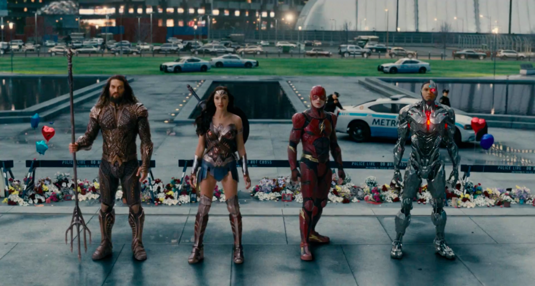 Justice League Movie Trailer Screencaps Screenshots Screengrabs HD Hi Res Images