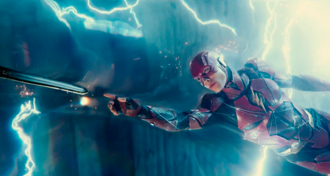 Justice League Movie Trailer Screencaps Screenshots Screengrabs HD Hi Res Images The Flash Ezra Miller