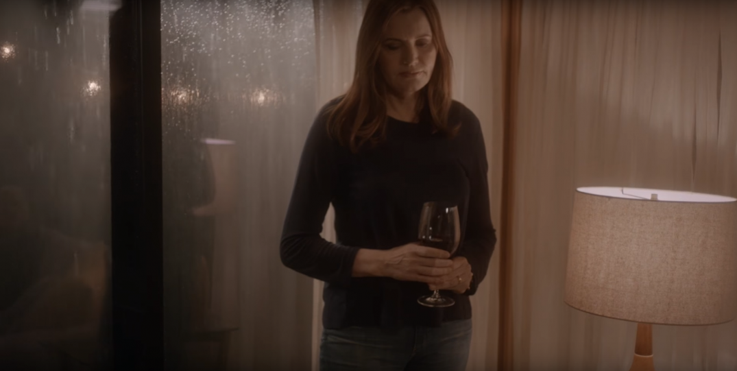 Marjorie Prime Movie Trailer Screencaps Screenshots Images Geena Davis