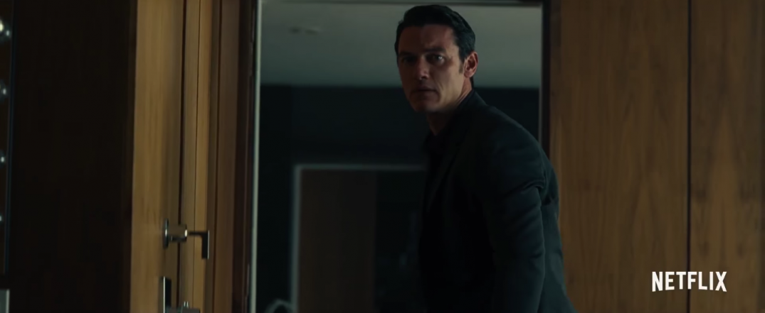 Message from the King Movie Trailer Screencaps Images Netflix Luke Evans