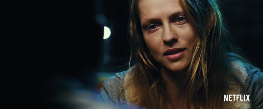 Message from the King Movie Trailer Screencaps Images Netflix Teresa Palmer