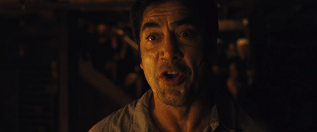 mother! Movie trailer images screenshots screencaps screengrabs Darren Aronofksy Javier Bardem