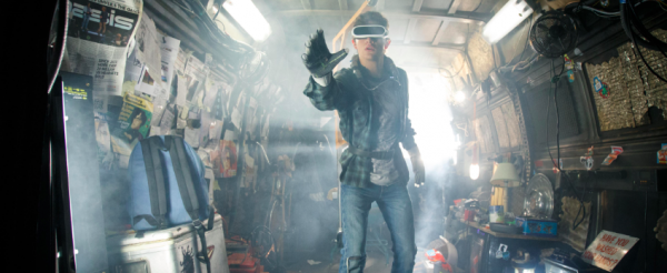 Steven Spielberg Ready Player One Movie Image Pic Still Photo Steven Spielberg Adaptation Tye Sheridan Wade Owen Watts Parzival Trailer Stills Screencaps