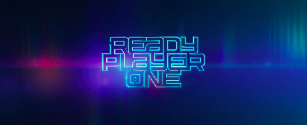 Ready Player One Movie Trailer Screencaps Stills Screenshots Screengrabs Tye Sheridan Steven Spielberg HD Hi Res Title Sequence